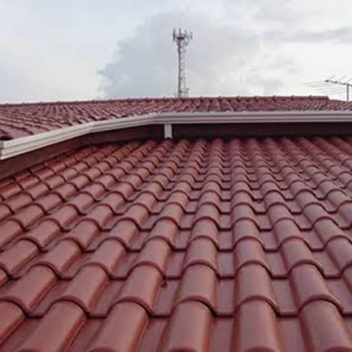 Impermeabilização de Telhados por Luiz Pinturas & Serviços Gerais