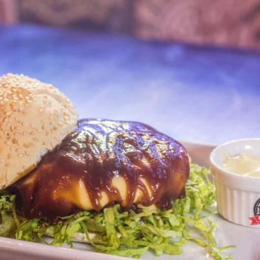 Comprar o produto de Lanche • Miami em Lanches pela empresa Old Home Burger Gourmet  em Atibaia, SP por Solutudo
