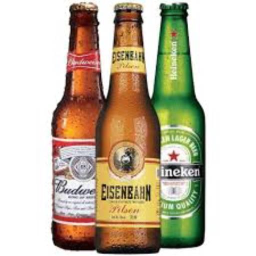 Cervejas Long Neck em Atibaia, SP por Cantinho da Val