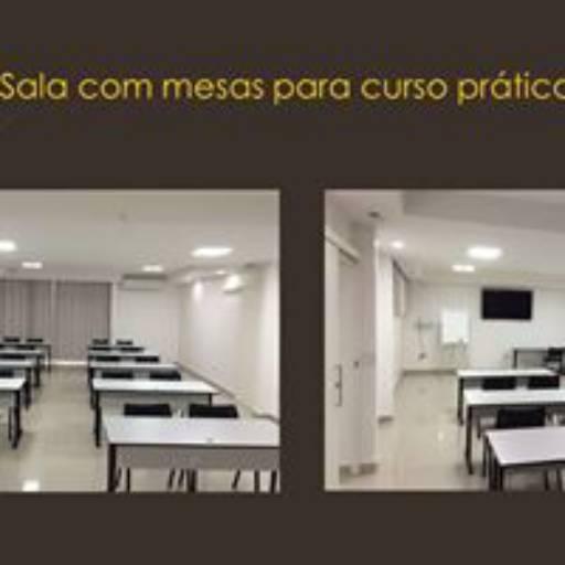 sala para cursos e eventos corporativos por Clinica Moreno & Joaquim