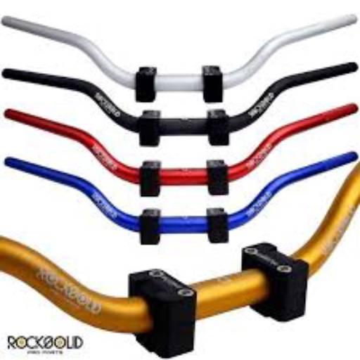 Comprar o produto de Guidão Rock Solid Várias Cores em Outros pela empresa Couto Motos Racing em Botucatu, SP por Solutudo