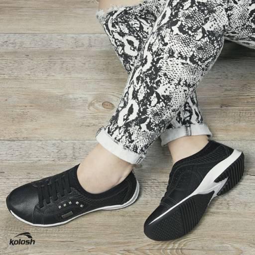 Comprar o produto de Tênis Casual em Feminino pela empresa Lojas Conceito Confecções e Calçados - Vestindo e Calçando Toda a Família em Atibaia, SP por Solutudo