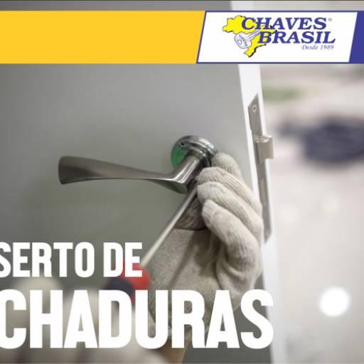 Comprar o produto de Conserto de Fechaduras em Conserto pela empresa Chaves Brasil em Foz do Iguaçu, PR por Solutudo