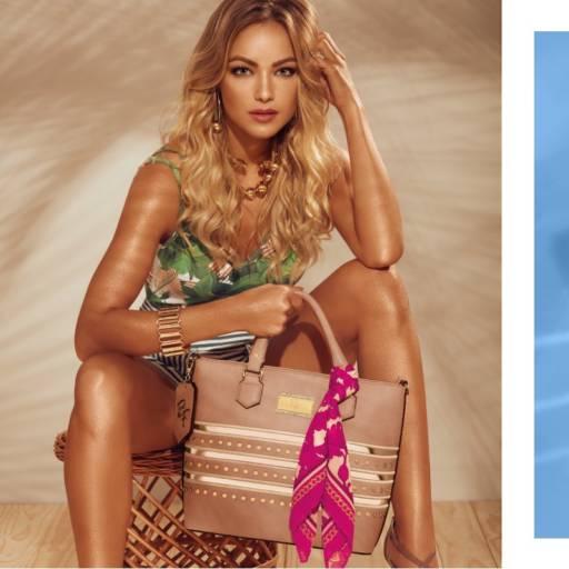 Comprar o produto de BOLSAS em Feminino pela empresa Lojas Conceito Calçados e Acessórios - Vestindo e Calçando Toda a Família em Atibaia, SP por Solutudo