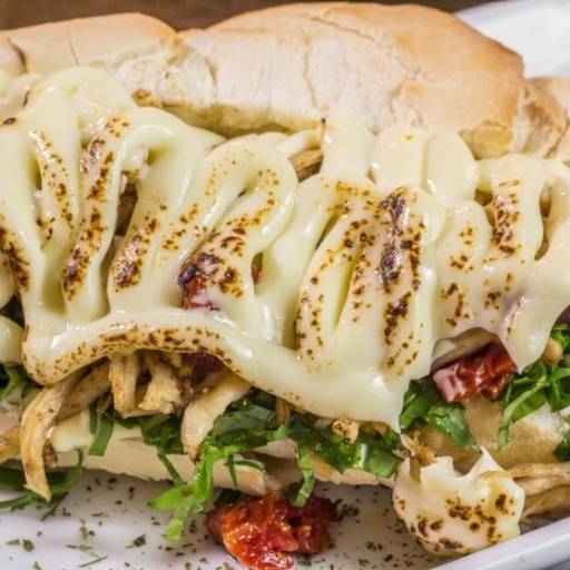 Sanduiche • Caribe em Atibaia, SP por Old Home Burger Gourmet
