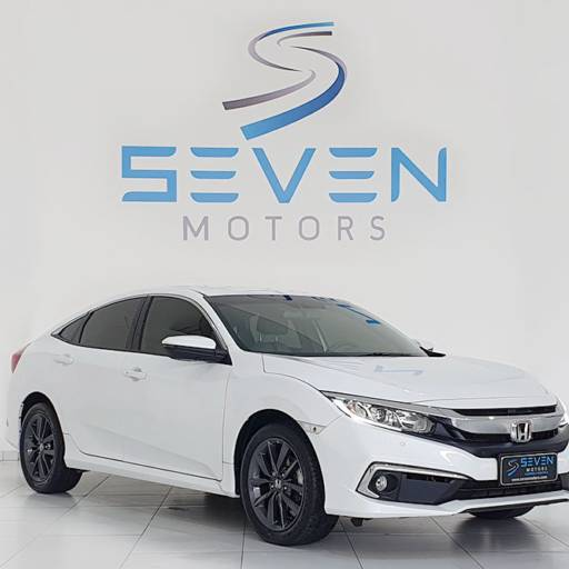 HONDA CIVIC 2.0 16V 4P EXL FLEX AUTOMÁTICO CVT - 2019/2020 em Botucatu, SP por Seven Motors Concessionária