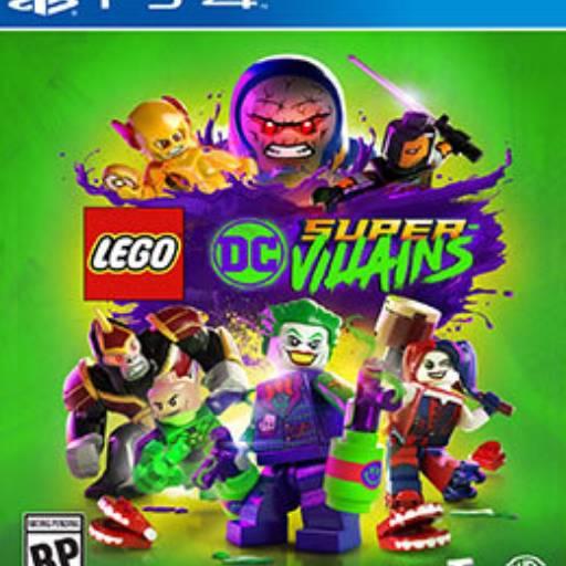 LEGO DC Super Villains - PS4 em Tietê, SP por IT Computadores e Games