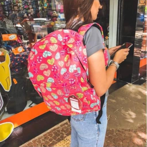 Comprar o produto de Mochilas Femininas em Mochilas pela empresa Só Capas Acessórios em Foz do Iguaçu, PR por Solutudo
