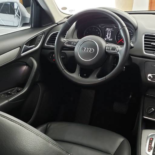 AUDI Q3 – 2.0 TFSI AMBIENTE QUATTRO 4P GASOLINA S TRONIC 2012/2013 em Botucatu, SP por Seven Motors Concessionária