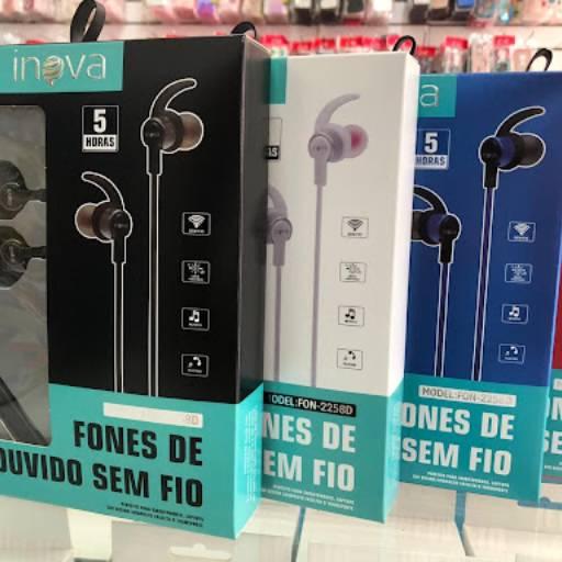 FONE SEM FIO BLUETOOTH INOVA FON-2258D em Botucatu, SP por Multi Consertos - Celulares,  Informática e Vídeo Games