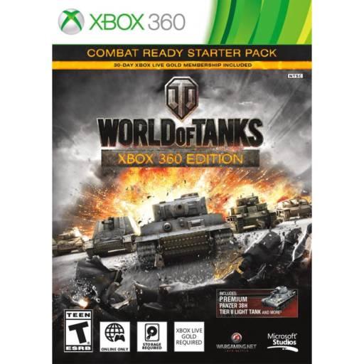 World of Tanks: Xbox 360 Edition - XBOX 360 por IT Computadores, Games Celulares