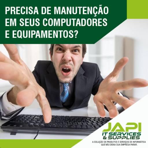 Comprar o produto de Deixe teus equipamentos em boas mãos. em Outras Marcas pela empresa Japi IT Services & Supplies em Jundiaí, SP por Solutudo