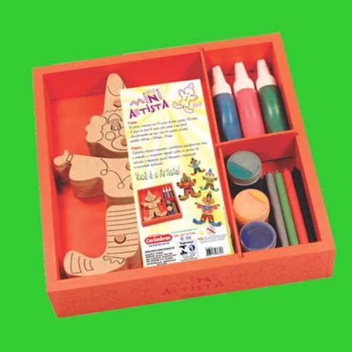 Comprar o produto de Mini Artista em A Classificar pela empresa Tato Store Tecnologia Assistiva & Produtos Sob Medida em Bauru, SP por Solutudo