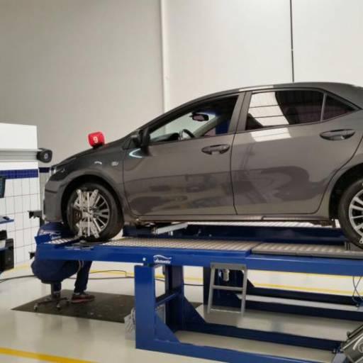 Comprar o produto de ALINHAMENTO EM 3D E BALANCEAMENTO COMPUTADORIZADO  em A Classificar pela empresa Michelin Hervaz Auto Center em Botucatu, SP por Solutudo