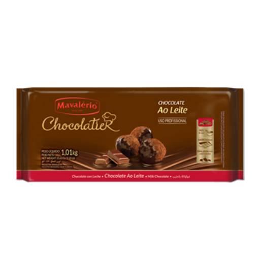 Barra Chocolate Ao Leite Mavalério por Eloy Festas
