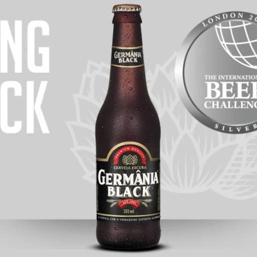 Cerveja Germânia Black em Atibaia, SP por Chopp Germânia