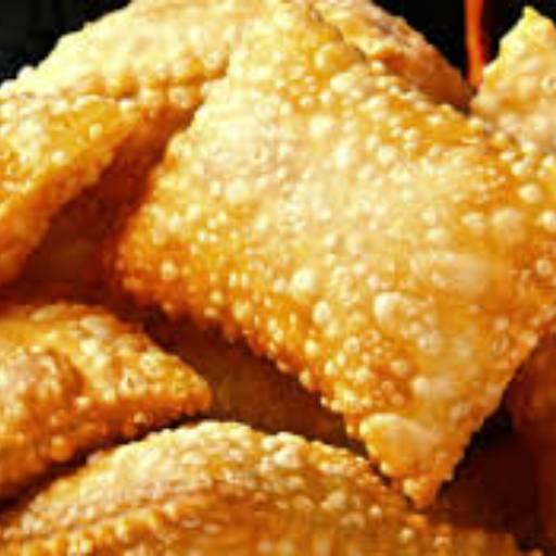 Comprar o produto de Porção • Mini Pastéis Gourmet em Porções pela empresa Old Home Burger Gourmet  em Atibaia, SP por Solutudo