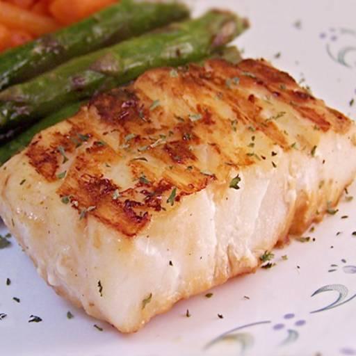 Comprar o produto de Tilápia grelhada em Restaurantes Japoneses pela empresa Hioto Sushi em Americana, SP por Solutudo