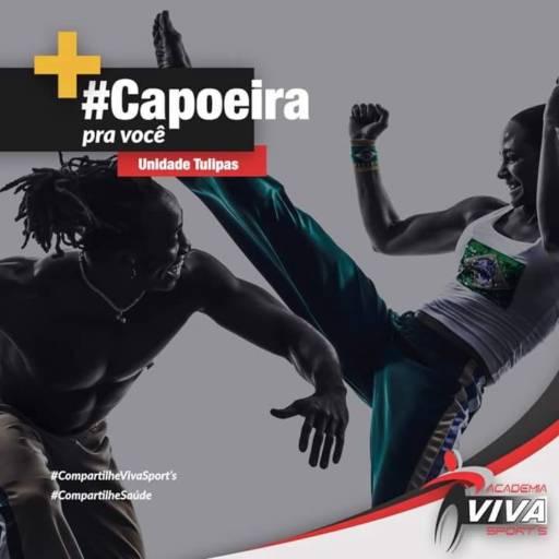 CAPOEIRA por Academia Viva Sports - Unidade 3