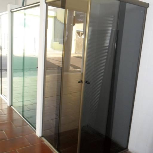 Box para Banheiro por Vidraçaria Falcão