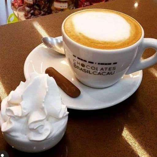 Comprar o produto de Cappuccino 200Ml em Cafés pela empresa Chocolates Brasil Cacau Botucatu em Botucatu, SP por Solutudo