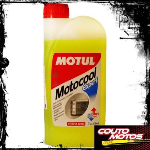 Comprar o produto de Motul Motocool 1L  em Outros pela empresa Couto Motos Racing em Botucatu, SP por Solutudo
