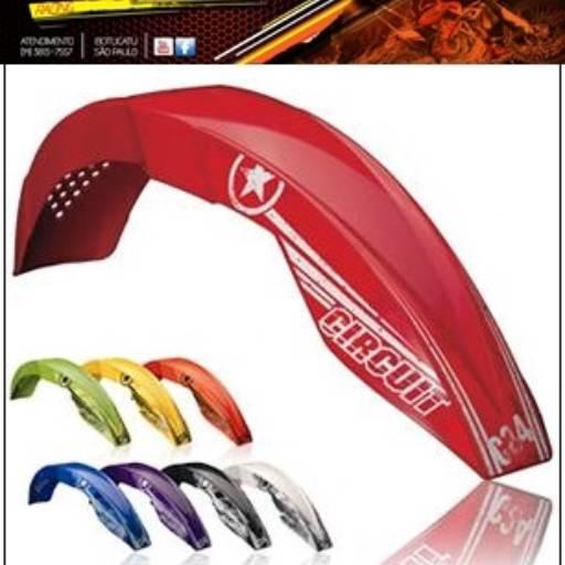 Comprar o produto de Paralama Dianteiro Circuit Universal Cores em Outros pela empresa Couto Motos Racing em Botucatu, SP por Solutudo