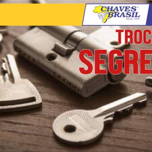 Comprar o produto de Troca de Segredo em Chaveiro pela empresa Chaves Brasil em Foz do Iguaçu, PR por Solutudo