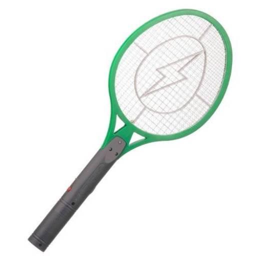 raquete elétrica por Nova Escolástico