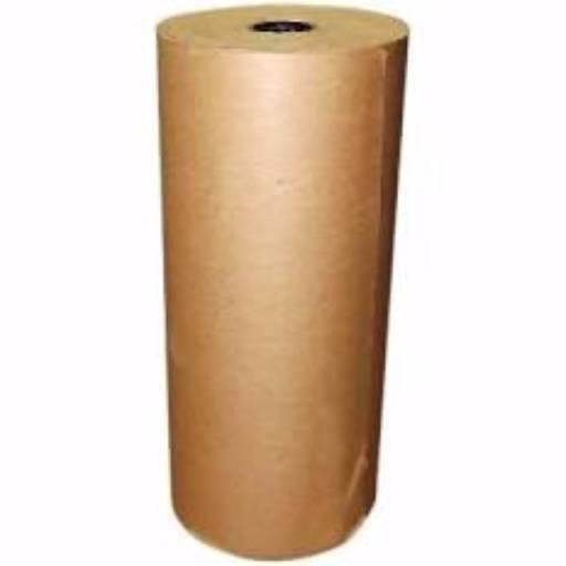 Bobina de Papel kraft 60cm kg (vendida por kilo, peso pode variar) por TRESKOS
