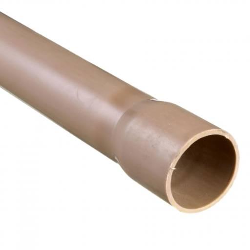 Comprar o produto de TUBO MARROM 25MM 6 METROS em Materiais Hidráulicos pela empresa Maxcon Casa e Construção em Atibaia, SP por Solutudo