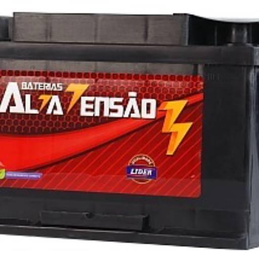 Comprar o produto de Bateria Alta Tensão 50AH em A Classificar pela empresa Princal Baterias - Loja 1 em Botucatu, SP por Solutudo