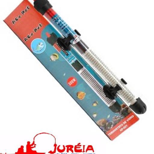 Comprar o produto de Termostato de vidro Ace Pet  Ap801 - 25w  em Termostatos pela empresa  Juréia Aquário Pesca e Alevinos em Itapetininga, SP por Solutudo