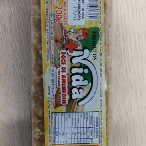 Comprar o produto de paçoca de amendoim 200g em A Classificar pela empresa TRESKOS em Botucatu, SP por Solutudo