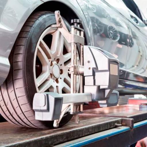 Comprar o produto de ALINHAMENTO  em Oficina pela empresa Big Pneus Centro Automotivo em Jundiaí, SP por Solutudo