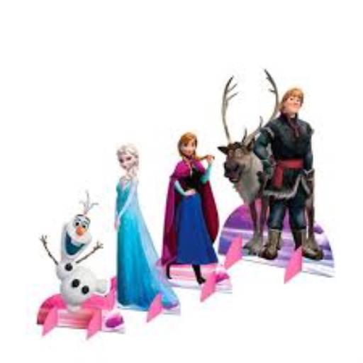 Festas - Decoração - Tema Frozen!!! por Eloy Festas