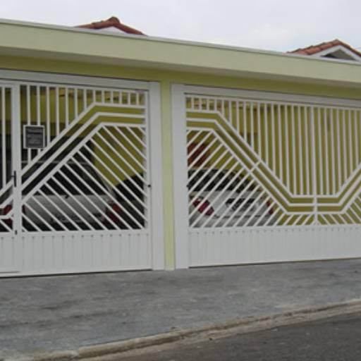Comprar o produto de Portões em Outros Serviços pela empresa Arcanjo Serralheria em Atibaia, SP por Solutudo