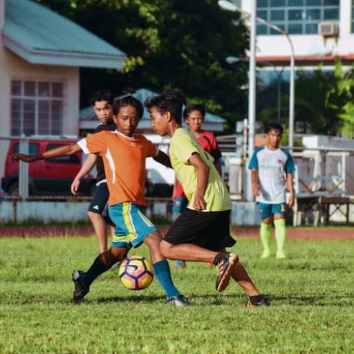Aulas de Futebol por Associação Primavera de Esportes