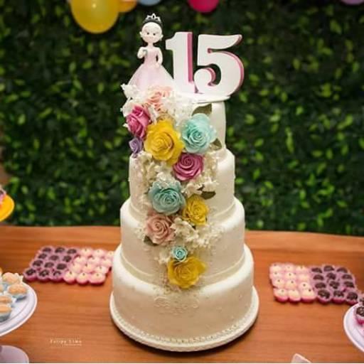 Aniversário de 15 Anos por Buffet Ki Folia By KR Eventos