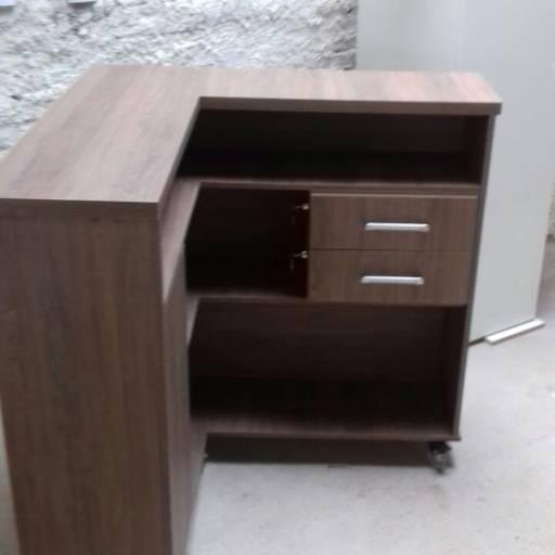 Móvel para escritório por Ponto Planejado