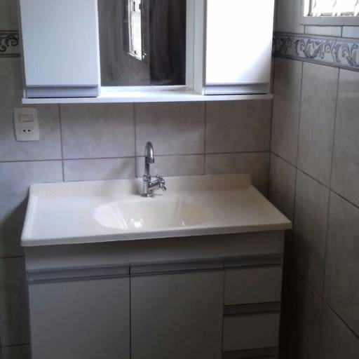 Armário para banheiro por Ponto Planejado