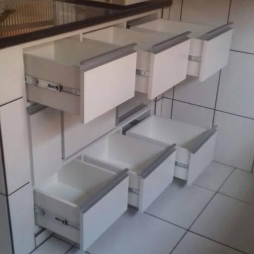 Armário para cozinha por Ponto Planejado