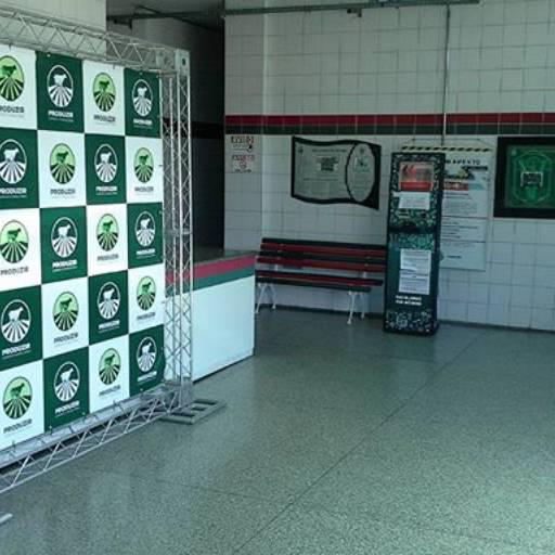 Comprar o produto de Locação de Back Drop em Aluguel de Equipamentos pela empresa ABM Produções em Aracaju, SE por Solutudo