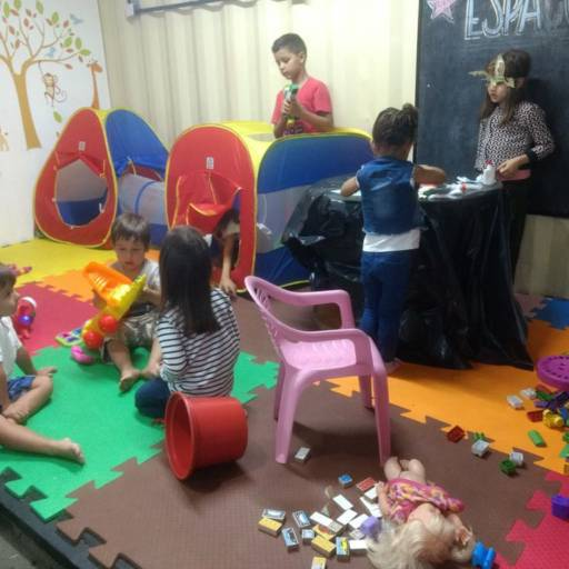 Espaço Kids por Open Tap Craft Beer & Food