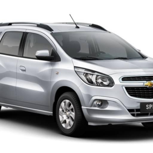 Comprar o produto de Spin Prata em Spin pela empresa TransFox - Transporte Executivo em Jundiaí, SP por Solutudo
