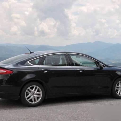 Comprar o produto de Ford Fusion Preto em Fusion pela empresa TransFox - Transporte Executivo em Jundiaí, SP por Solutudo