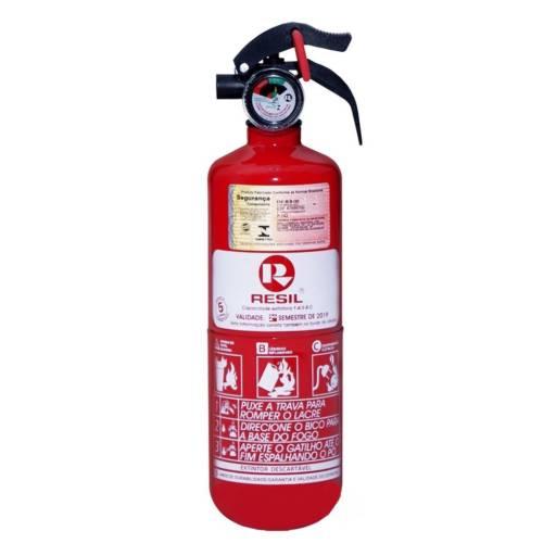 Comprar o produto de Extintores ABC em Peças de Interior pela empresa Bettio Vidros e Acessórios para Autos e Caminhões em Bauru, SP por Solutudo