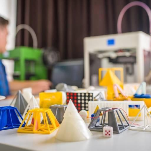 Serviços de prototipagem e impressão 3D por Startup Soluções