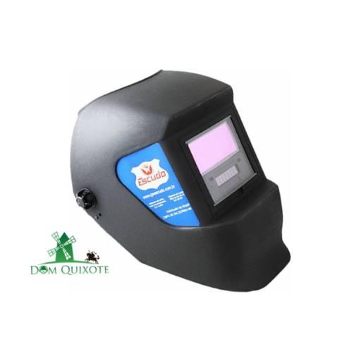 Máscara de solda autoescurecimento em Jundiaí, SP por Dom Quixote Equipamentos de Proteção Individual