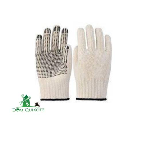 Luva algodão pigmentada 4 fios  em Jundiaí, SP por Dom Quixote Equipamentos de Proteção Individual